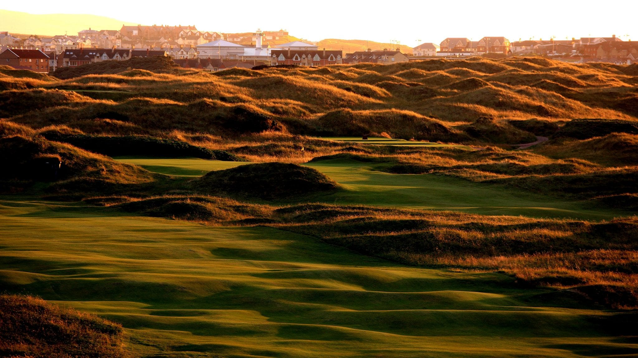 Royal Portrush Valley Course